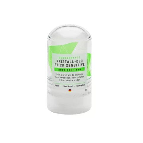 Desodorante Kristall Sensitive ALVA – 60g – VEG
