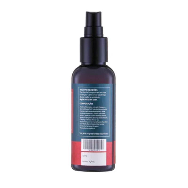 Desodorante Spray Aloe Vera 120 ml