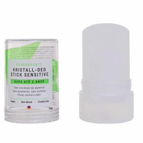 Desodorante Kristall Sensitive ALVA – 120g – VEG