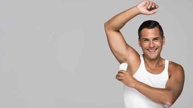 desodorante natural para homem