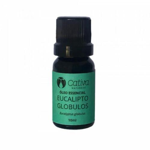 óleo essencial eucalipto globulos