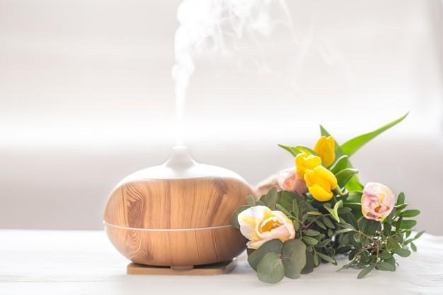 Difusor de aromas elétrico
