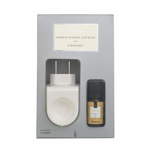 Aromatizador Standard com Essência Vanilla 10ml - Via Aroma