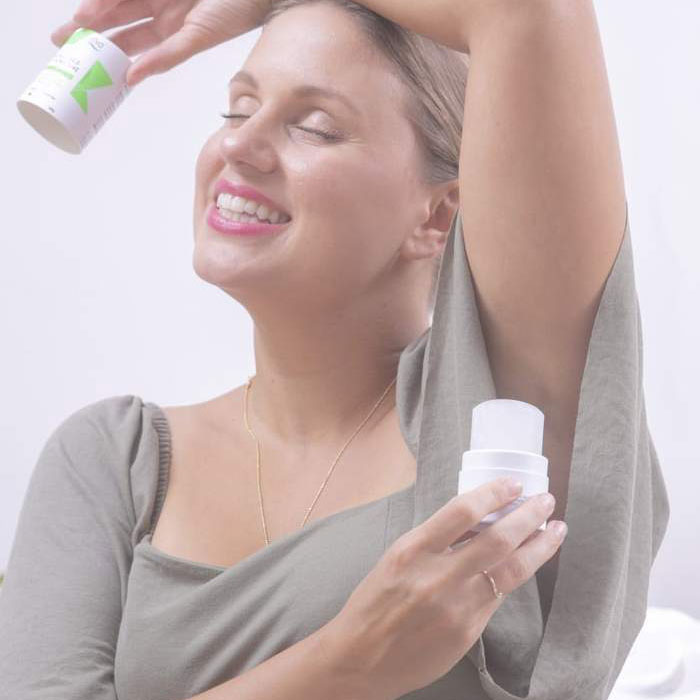 Desodorante Natural Kristall Sensitive ALVA
