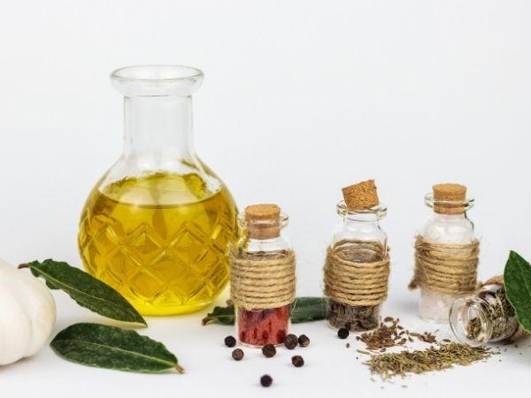 Diferença de óleo vegetal e essencial