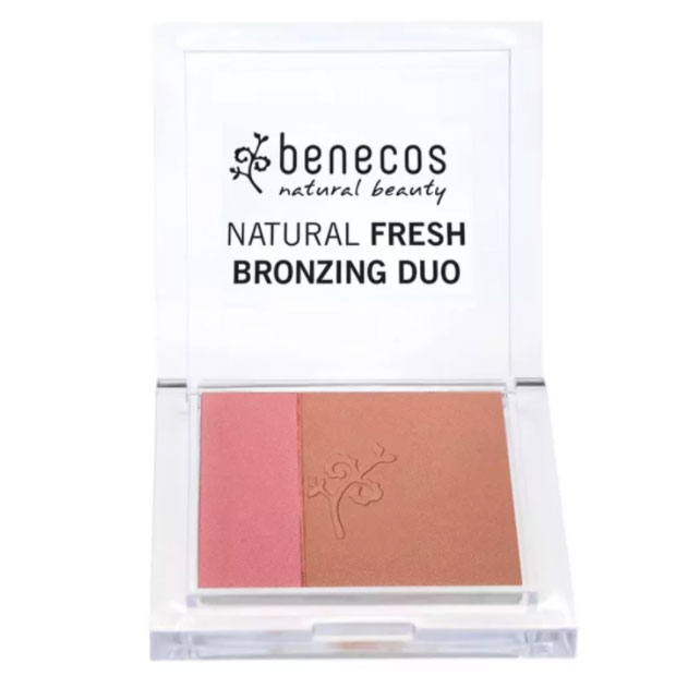 Duo Bronzing Blush Ibiza nights Benecos - VEG