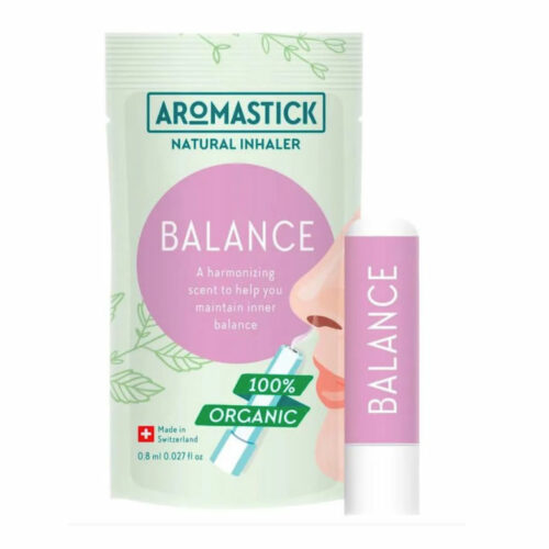 Inalador Natural Equilíbrio - AromaStick Balance - VEG
