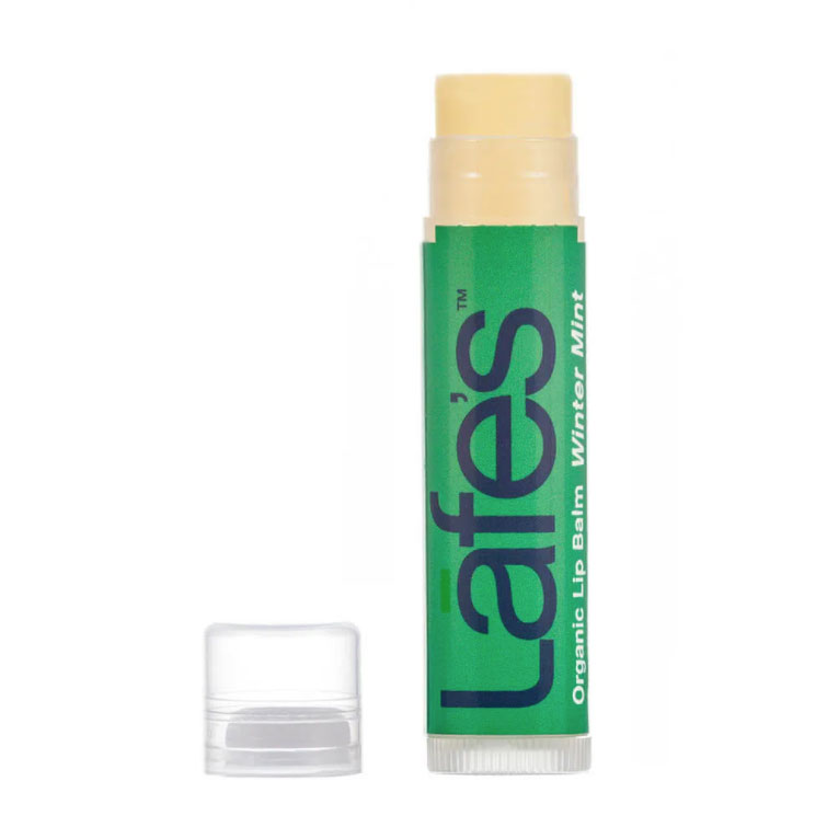 Lip Balm LAFE's Organic - Winter Mint