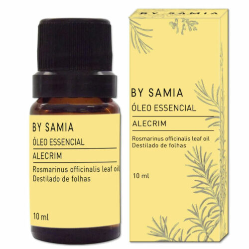 Óleo essencial de Alecrim - 10ml - By Samia