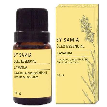 Óleo essencial de Lavanda - 10ml - By Samia