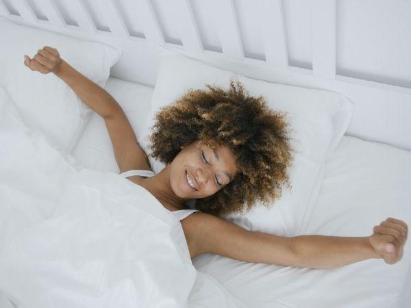 Óleo essencial para acordar