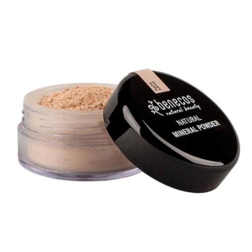 Pó Mineral Natural Benecos Light Sand - VEG