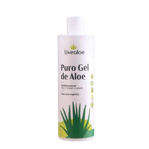 puro gel livealoe 500ml