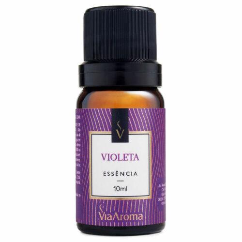 Essência Violeta - Via Aroma - 10ml