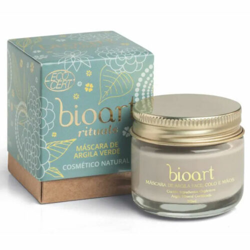 Máscara Bionutritiva Detox - Bioart