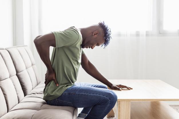 oleo essencial para dor nas costas