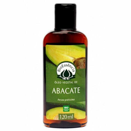 Óleo Vegetal de Abacate 120ml - BioEssência