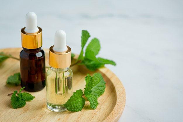 diferença entre óleo essencial e óleo vegetal