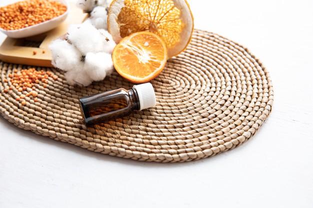 para que serve oleo essencial de laranja doce