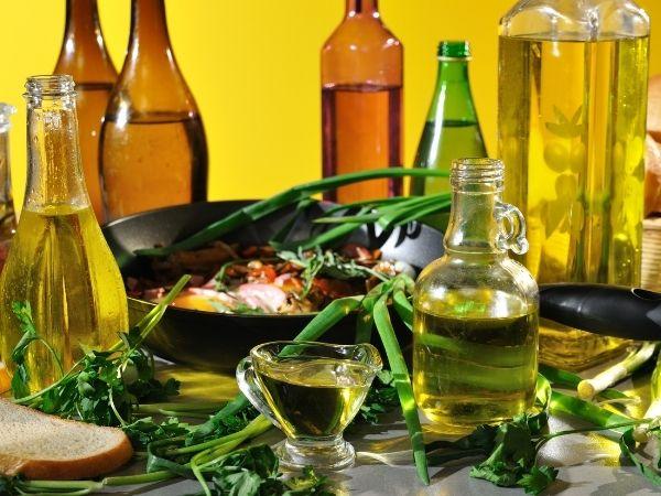 quais os óleos vegetais puros