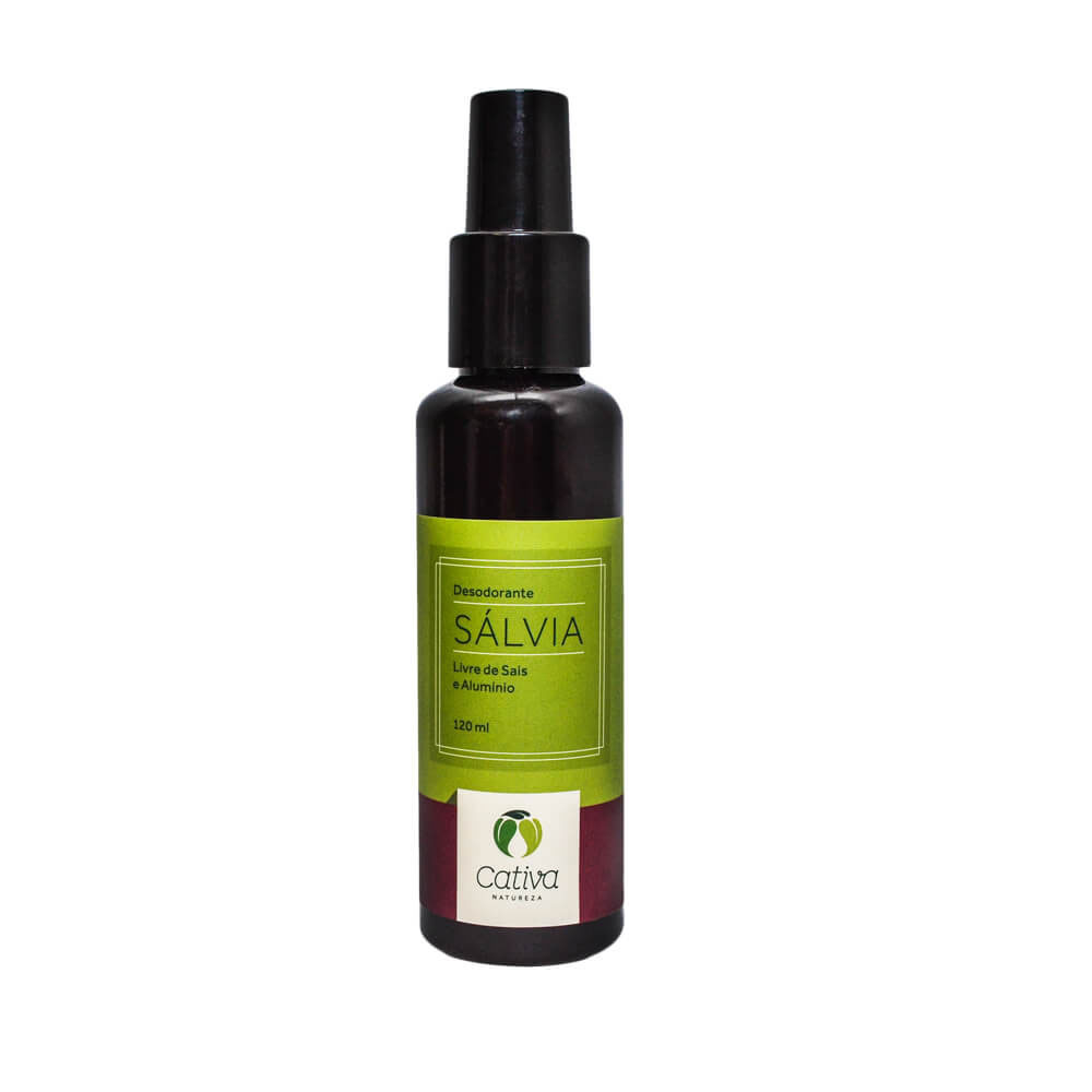 desodorante natural vegano em spray