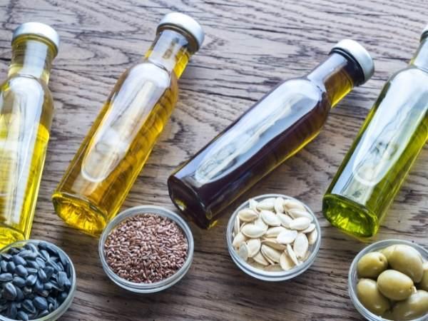 venda de óleos vegetais